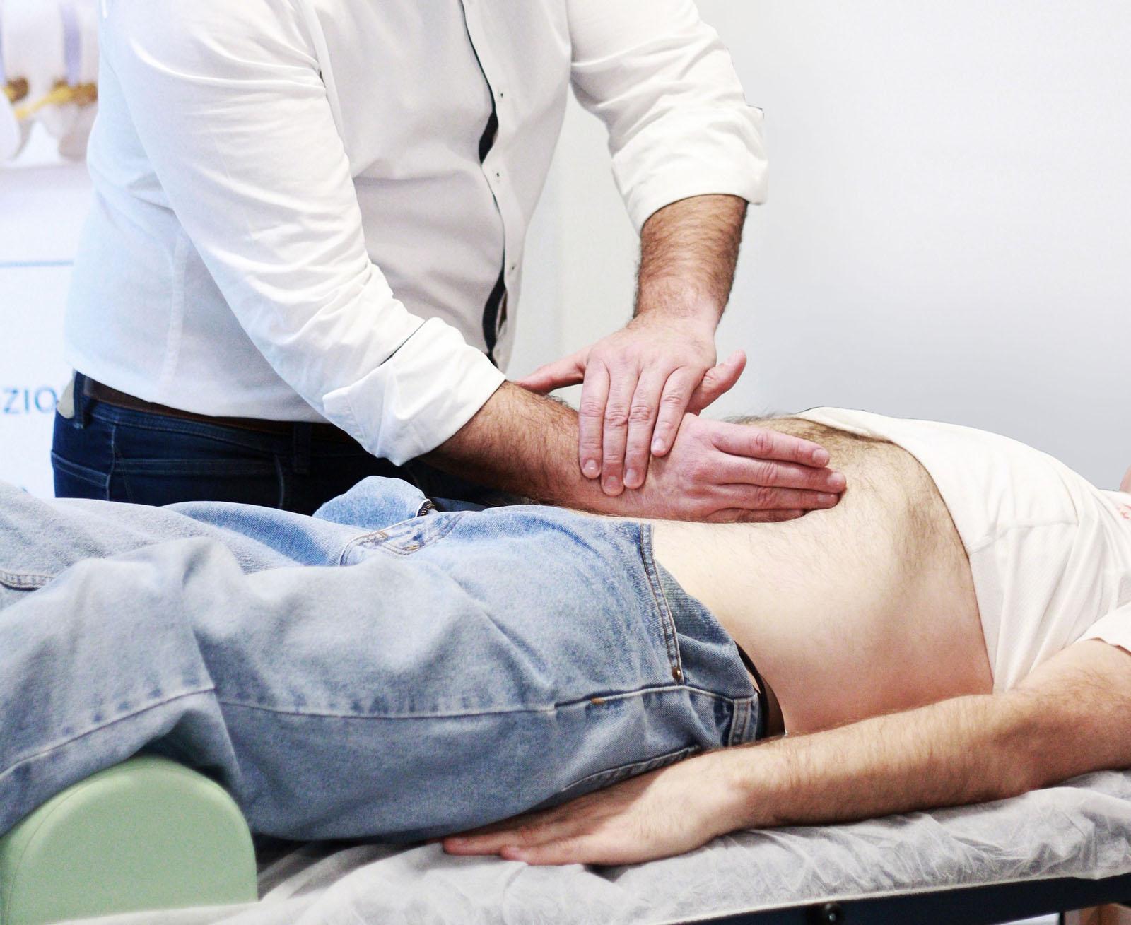 Kurs - Terapia Wisceralna