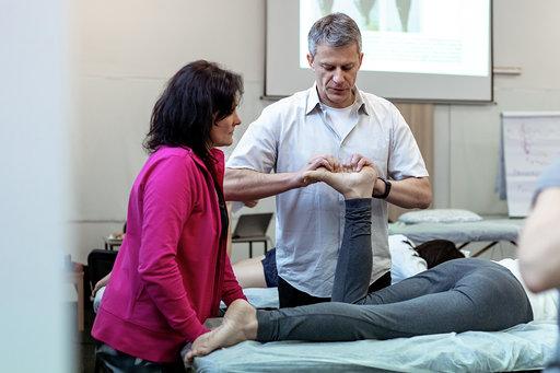 Kurs - Koncepcje powięzi – różne podejścia terapeutyczne