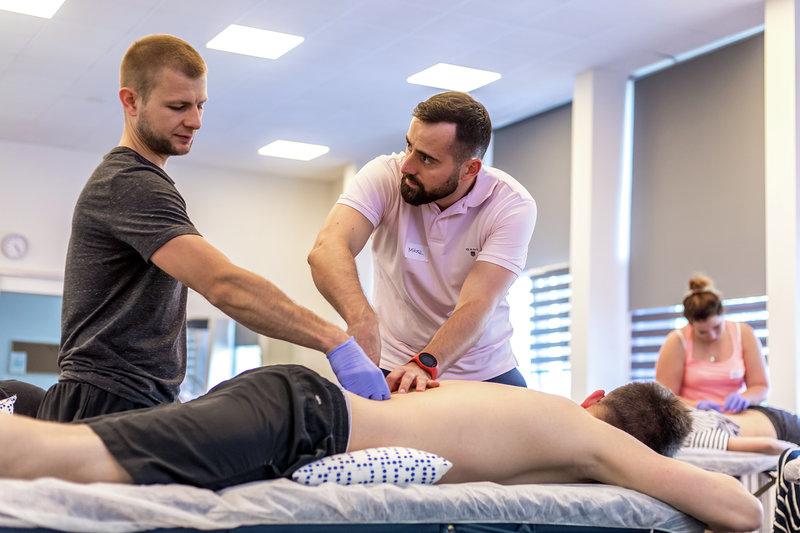 Kurs - Terapia mięśniowo-powięziowych punktów spustowych