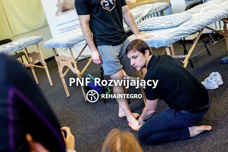 Kurs - PNF Rozwijający (PNF Advanced)