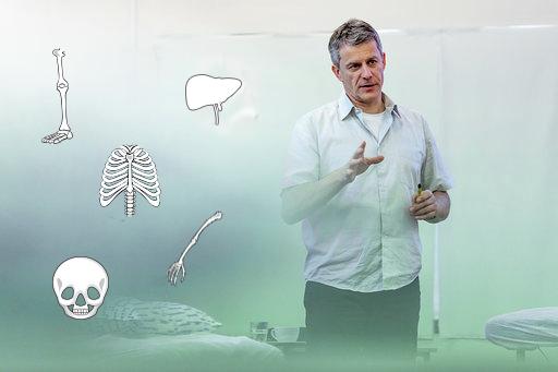 Kurs - Integracja Osteopatyczna